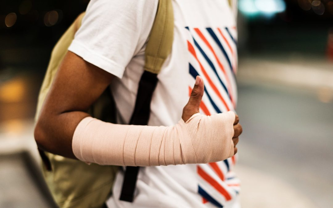 Stages of Personal Injury Case